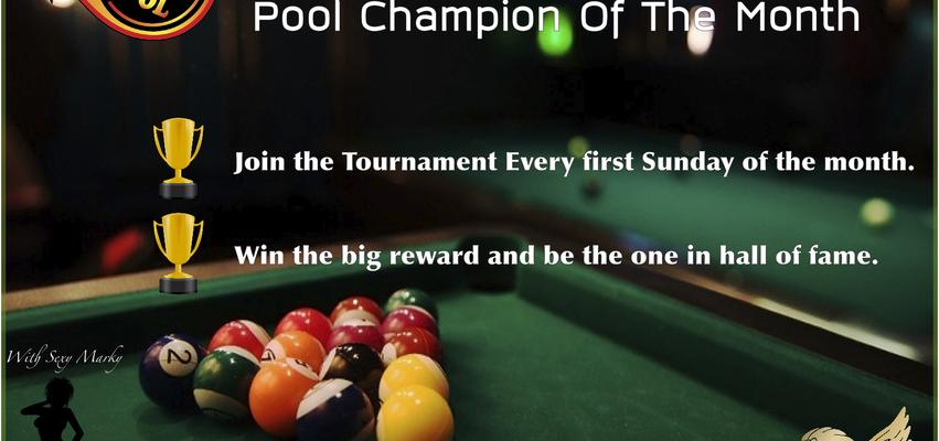 Pool champion contest