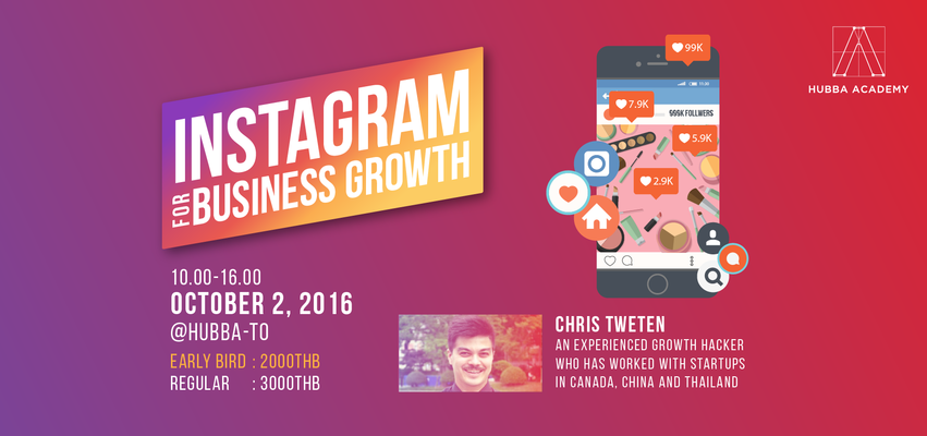 Instagram business evpop