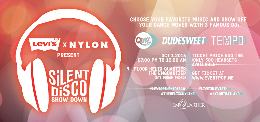 Silentdisco emevent