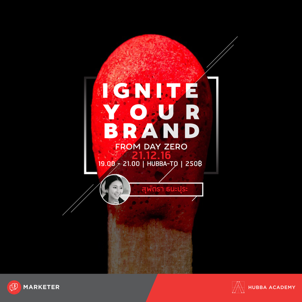 Ignite your brand fbpost