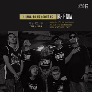 Rap is now3
